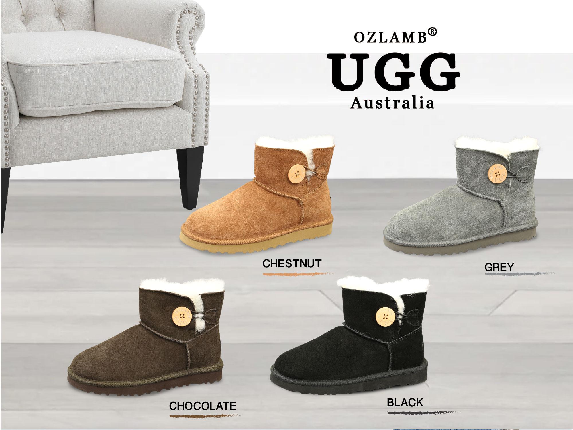 Boots UGG Australia Classic Mini Charms Geyser