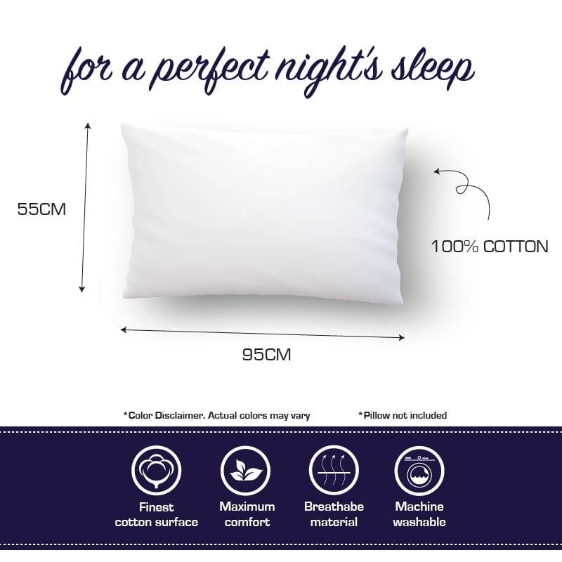 king size pillowcase. Black Bedroom Furniture Sets. Home Design Ideas